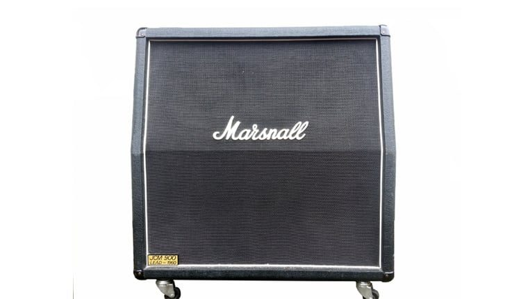 "Marshall 4 x 12"" Box"