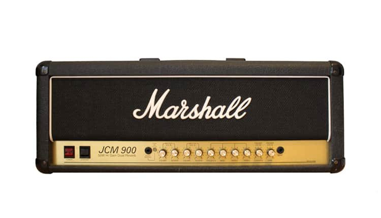 marhall jcm 900